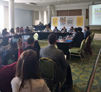 Deepening engagement with the Inter-American Commission on Human Rights